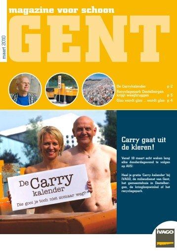 magazine voor schoon Gent - maart 2010 (pdf, 1,16 MB) - Ivago