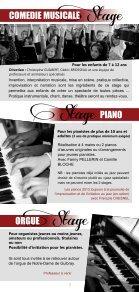 plaquette de présentation - Stage en Pays de Falaise - Page 2