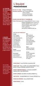 plaquette de présentation - Stage en Pays de Falaise - Page 7