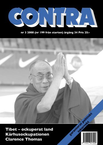Nummer 3 2008 - Contra