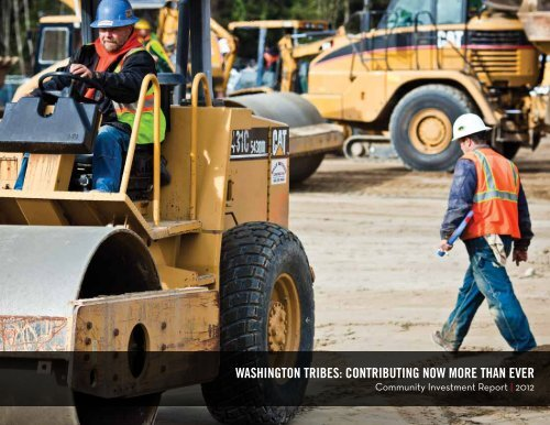 Washington Tribes: Contributing Now More Than Ever | Community