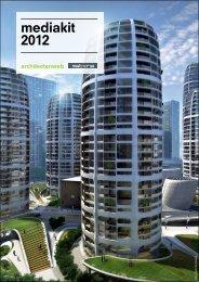 mediakit 2012 - Bereik de architect