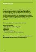 mediakit 2012 - Bereik de architect - Page 2