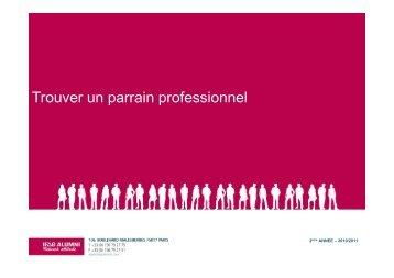 Brief et Atelier Networking 2e année - 2010-2011 ... - Ifag Alumni