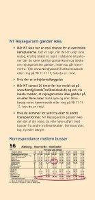 NT Rejsegaranti - Nordjyllands Trafikselskab - Page 3