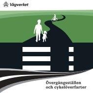 Övergångsställen och cykelöverfarter - Borlänge Energi