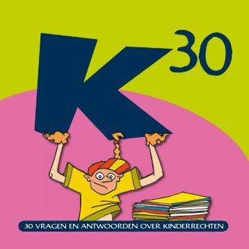 K30 - Kinderrechtenverdrag voor Kinderen