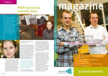 ROC Ter AA Magazine nummer 1
