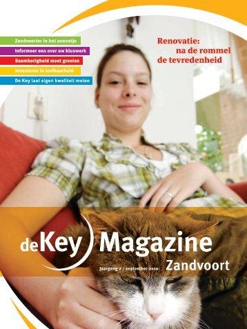 Download De Key Magazine Zandvoort editie september 2010