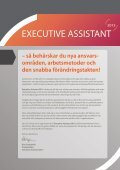 EXECUTIVE ASSISTANT - Talentum Events - Page 2