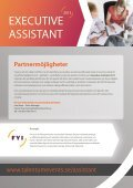 EXECUTIVE ASSISTANT - Talentum Events - Page 5