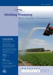 Juni 2011 - Stichting Woonzorg West Zeeuws-Vlaanderen