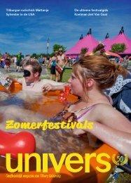 Zomerfestivals - Univers