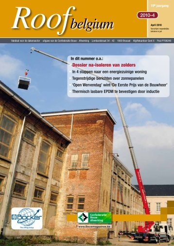 2010 - Bouwmagazines