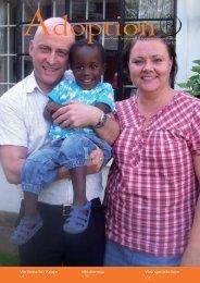 Kenya reseberättelse del 1 - Barnens Vänner