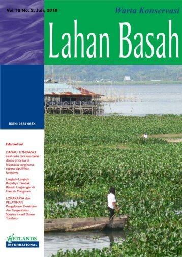 Warta Konservasi Lahan Basah - Burung-Nusantara / Birds-Indonesia