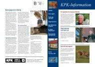 information nr. 11.indd - KPK Vinduer