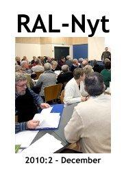 RAL-Nyt 2010:2 - December - Ribe Amts Lokalarkiver