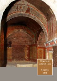 Uitgeverij Valkhof Pers • najaar 2010