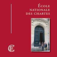 Français - version imprimable - École nationale des chartes ...