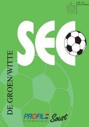DE GROEN/WITTE - SEC