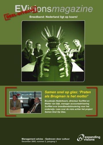 Samen Snel Op Glas - Nederland Breedbandland