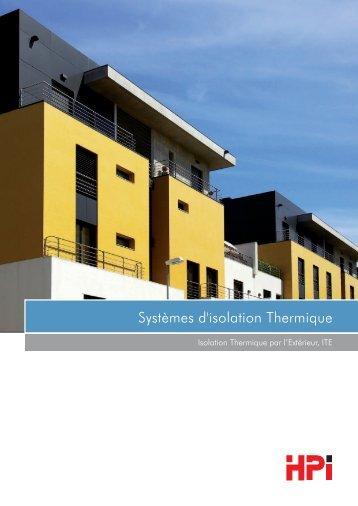 Systèmes d'isolation Thermique - Klöber - HPi Sàrl