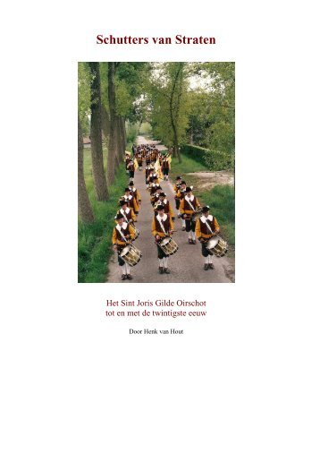 deze brochure - Gilde Sint Sebastiaan Oirschot