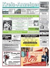 Sonntag, 24. Juni 2012 - Kreisanzeiger