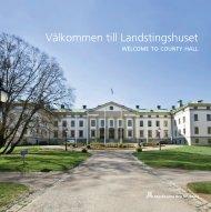 Välkommen till Landstingshuset - Stockholms läns landsting