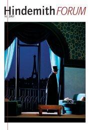 cardillac - Paul Hindemith