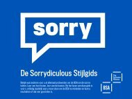 Download de Sorrydiculous Stijlgids - BSA | The Software Alliance
