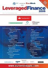 LeveragedFinance - Euromoney Institutional Investor PLC