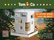 De winter staat voor de deur! - Tom&Co