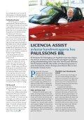 CARLIA BIL - Licencia Telecom AB - Page 2