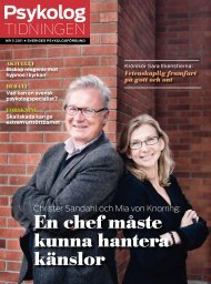 PT2011_05_ubilder - Sveriges Psykologförbund