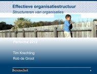 Download de presentatie - Berenschot