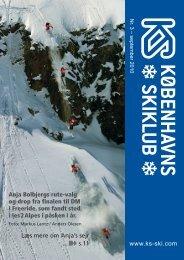 Nr. 3 – September 2010 - Københavns Skiklub