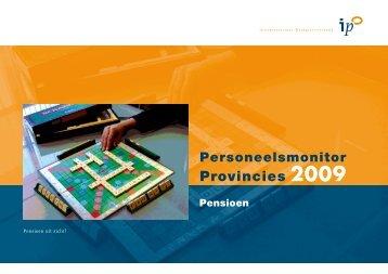2009 - Interprovinciaal Overleg