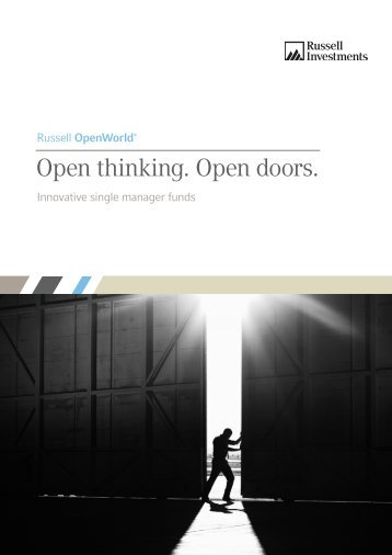 Russell OpenWorld Overview Brochure
