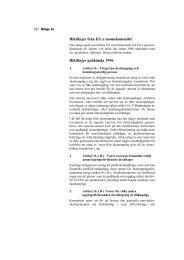 Riktlinjer från EG:s momskommitté - Handledning för ... - Skatteverket