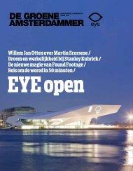 De Groene Amsterdammer EYE open-2012 - Pauline Terreehorst