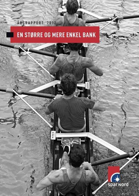 Årsrapport 2012 - Spar Nord