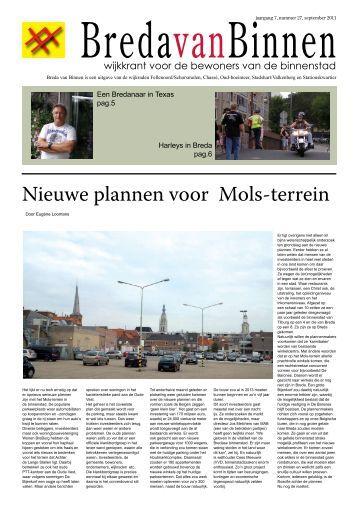 Digitale versie 2011 September - Breda van Binnen