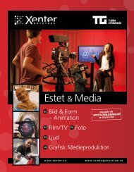 Estet & Media - Xenter Botkyrka