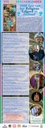 2008 Jaar van het Religieus Erfgoed in Zeeland - Stichting Cultureel ...