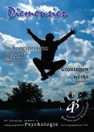 Is hoogspringen gezond? - Faculteit - Rijksuniversiteit Groningen