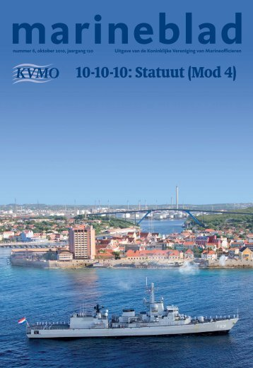 10-10-10: Statuut (Mod 4) - KVMO