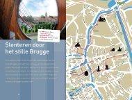 Slenteren door het stille Brugge - De Drie Koningen