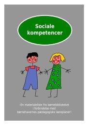 Sociale kompetencer - LEN